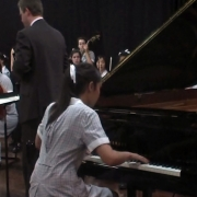 Ashleigh Hollit (Genazzano FCJ College) - Piano Concert No.1 in G Minor by Felix Mendelssohn